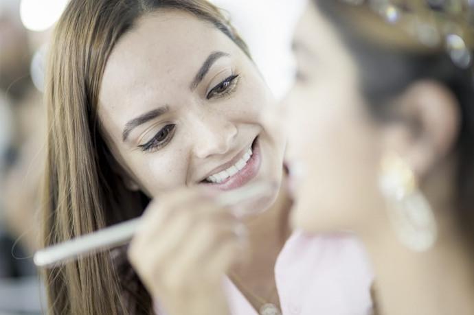 单眼皮的化妆技巧