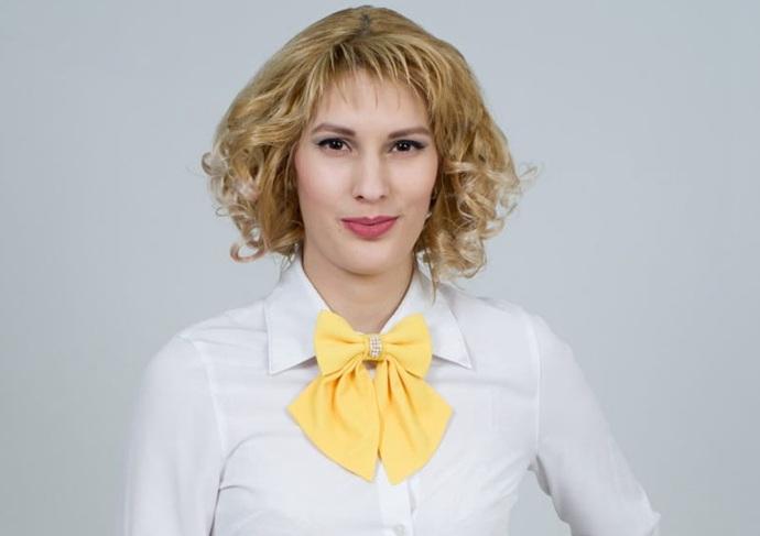 最新短发发型图片女