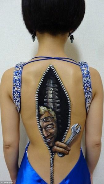 另类人体艺术