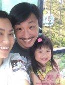 郑中基和阿sa蔡卓妍离婚后,后任老婆余思敏