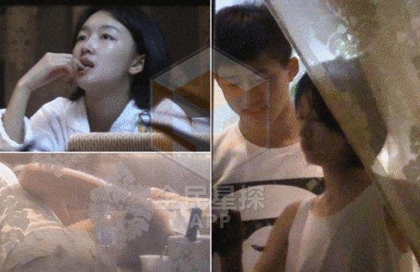 周冬雨承认恋情 富二代男友也是演员