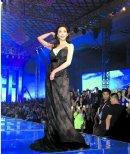 志玲姐姐亲自上阵 秀设计澳门银河在线娱乐