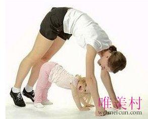 产后瘦身瑜伽六式