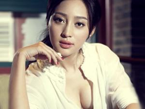 甘婷婷遭男友出卖私照 身材性感的女演员