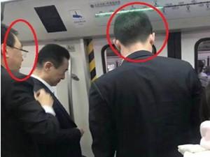 王健林带保镖坐地铁 各大富豪还有哪些低调