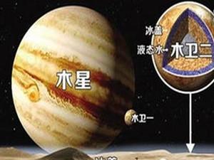 木卫二星球宜微生物生存 外太空存在生物再