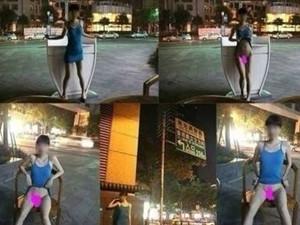 上海裸拍门事件是怎样的 当事人个人资料及大尺度生活照被扒