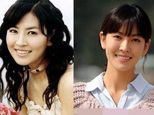 金素妍整容前后照片 金素妍朴施厚结过婚吗