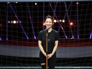 潘晓婷首次脱口秀 调侃瑞士足球令人捧腹大
