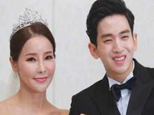 韩歌手米娜结婚 米娜老公身份被揭两人相差1