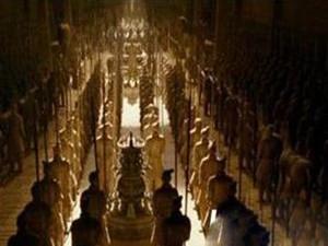 秦始皇地宫养百万巨蟒真的吗 霍金说秦始皇还活着怎么回事
