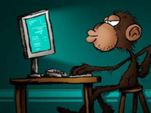 无限猴子定理什么意思 但现实告诉你那是不可能实现