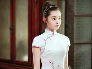 宋轶被称新一代旗袍女王 旗袍在身尽显婀娜