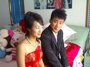朱丹老公林涵个人资料 两人婚姻只维持两年