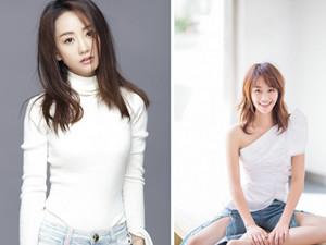 蓝盈莹和杨蓉长得很像 两人对比照令人傻傻