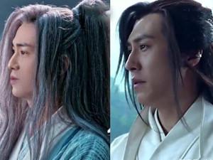 陈楚河和靳东很像 靳东陈楚河对比照令人傻