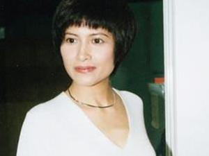 邵乔茵年轻时的照片 竟能打败林青霞与秦汉