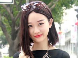 脸大的女生适合什么发型? 这几款流行大脸女生发型肯定适合你