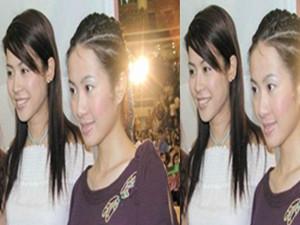 叶璇和宣萱对比照片 两人长相惊人相似如双