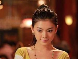 赵文琪和张雨绮对比照 两人长相惊人相似如孪生姐妹一般