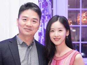 刘强东老婆奶茶妹个人资料介绍 美少女凭什