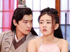邢昭林和梁洁的婚纱照怎么回事 两人关系被揭亲密剧照曝光