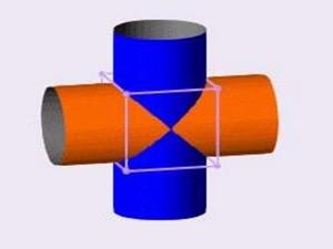 牟合方盖指的是什么 牟合方盖是怎么形成的