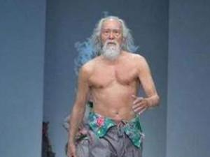 王德顺励志故事 王德顺50岁开始健身现成中国最帅老型男
