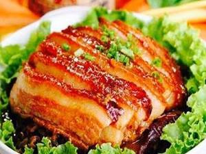 把子肉最正宗的做法是怎样的 扣肉和把子肉有区别吗