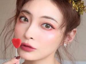 春日赤茶橘系仙女妆 赤茶橘适合黄皮吗