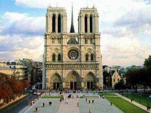 巴黎圣母院代表什么