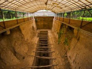 秦公一号大墓被盗情况 发现247个历史盗洞是怎么回事