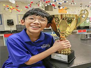 11岁天才华裔少年是谁 小小年纪竟轰动全美是怎么回事