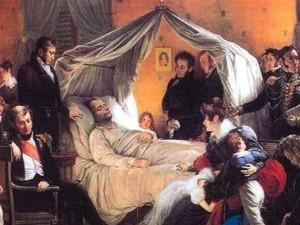 拿破仑死亡之谜 拿破仑真的是中毒死亡的吗