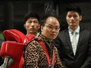 美人鱼郑总的扮演者是谁 郑冀峰个人资料被扒他是土豪吗