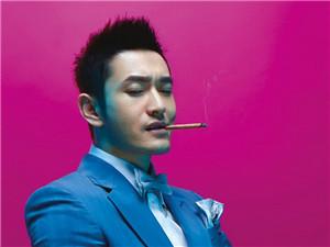 黄晓明最近怎么了 是要离婚吗他是借腹生子