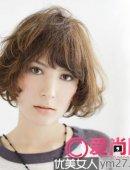 国字脸适合什么发型,2012国字脸女生发型设计图片