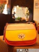 韩版复古包包 精美设计值得一看
