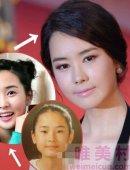 张根硕绯闻女友朴信惠整容前后对比照片和图
