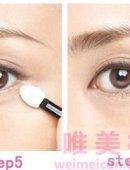 金鱼眼怎么化妆,金鱼眼化妆方法