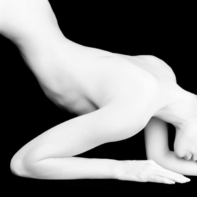《白色方块》人体艺术摄影(一)