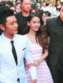 """黄晓明松口今年想婚了 并承诺""""永远让着女友"""""""