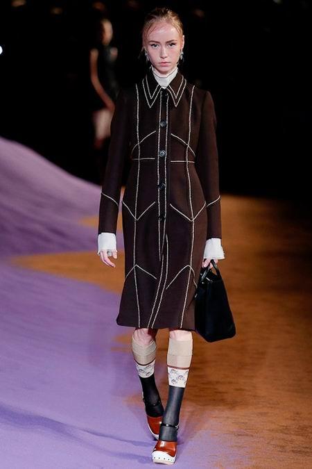 Prada普拉达2015春夏米兰时装周发布