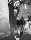 4岁孩子被埋 男子热心救人发现救的是自己的女儿