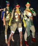 《忍者神龟》内地票房登顶 全球票房破4亿美元