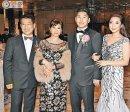 香港武打巨星元彪女儿出嫁,成龙洪金宝张学友群星到贺