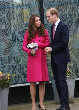 凯特王妃预产期延至5月 医院被严格保护