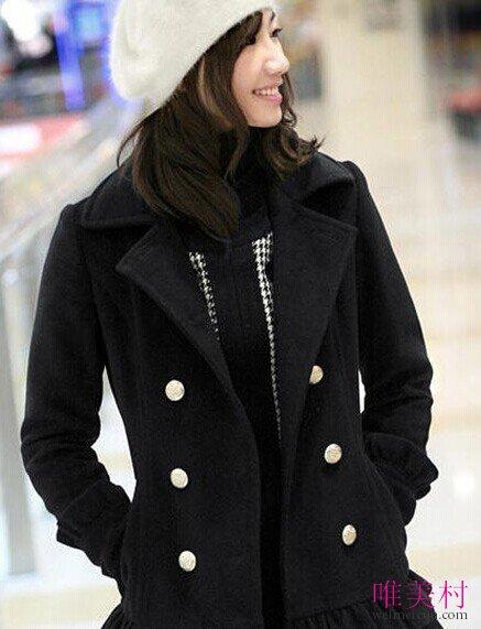 今年流行的几套秋冬服装款式搭配图片 2