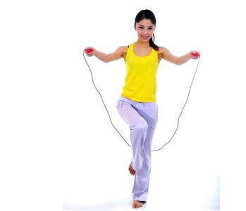 正确的跳绳减肥方法