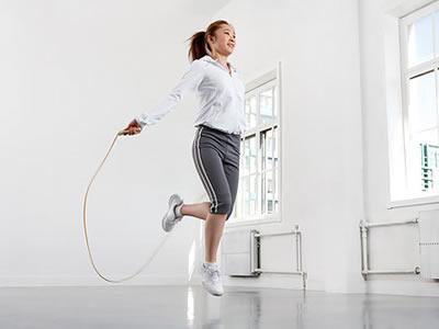 跳绳减肥多久见效